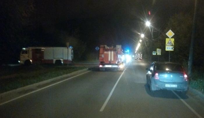В Ярославле к детскому дому-интернату выехало 10 пожарных машин: что случилось