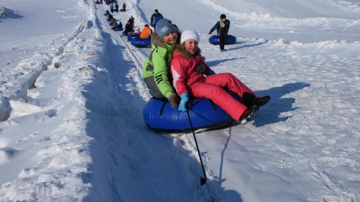 В выходные Красноярск ждет потепление до нуля