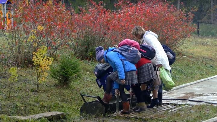 «Феномен Дойной». В Прикамье сняли фильм о деревне, в которой живет 20 приемных семей