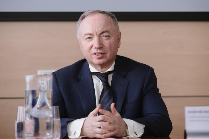 Валерий Ананьев, глава компании«Атомстройкомплекс»