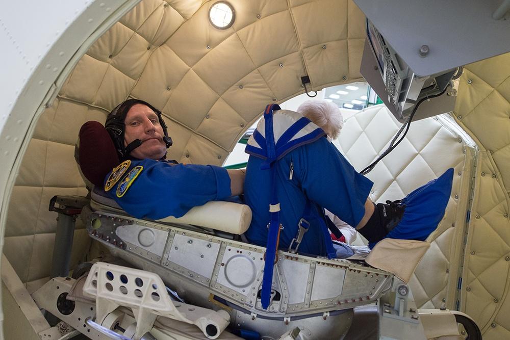 «Возьму в космос флаг Екатеринбурга»: интервью с космонавтом, который в июне полетит на МКС