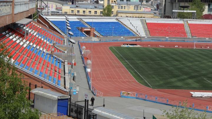 Областное правительство создаст новый футбольный клуб из-за неудач «Сибири»