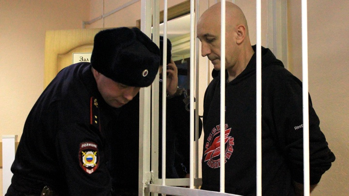Пять с половиной лет: в Омске озвучили приговор по второму делу экс-министра Меренкова