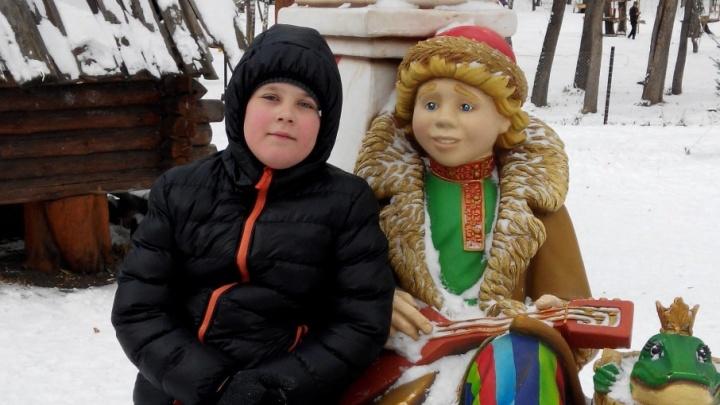 Семья юного хоккеиста, сбитого водителем «Газели» в Челябинске, отсудила 1,2 млн рублей