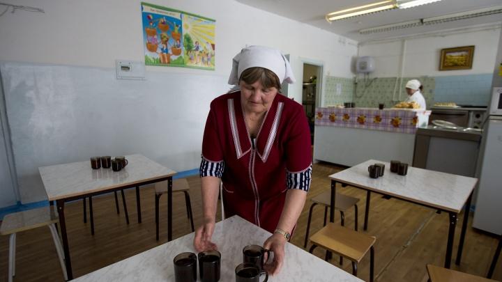 Власти добавят 5 рублей на питание школьников из многодетных семей