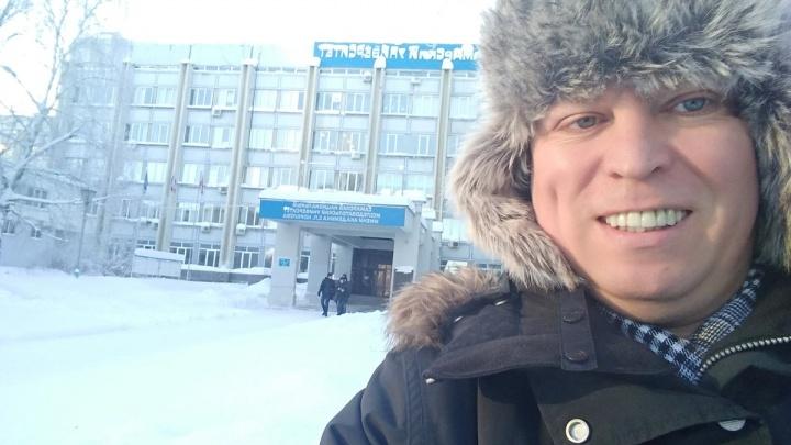 Депутат губдумы Михаил Матвеев стал профессором кафедры российской истории вСамарском университете