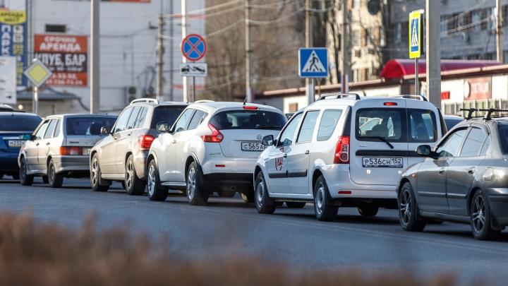 В Волгоградской области заплатят 10 миллионов за поиск перегруженных дорог