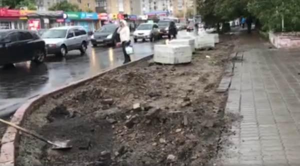 Ликвидацию парковочных карманов в центре связали с борьбой с террористами