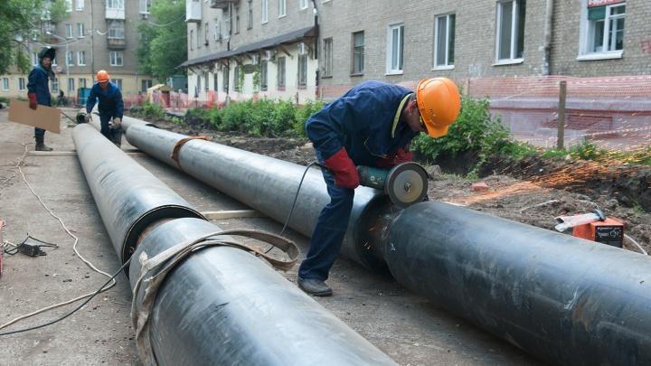 В Черниковке на пять дней перекроют пересечение улиц Калинина и Ульяновых