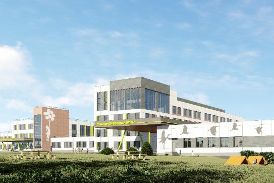 Стало известно, кто построит реабилитационный центр в санатории «Салют» в Уфе