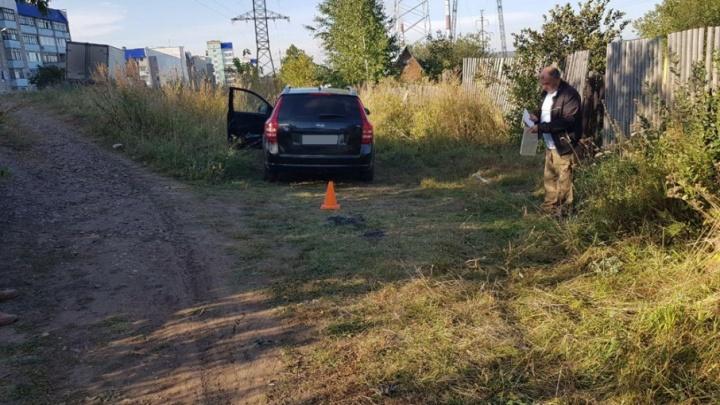В Башкирии под колесами  KIA Ceed погибла 87-летняя пенсионерка