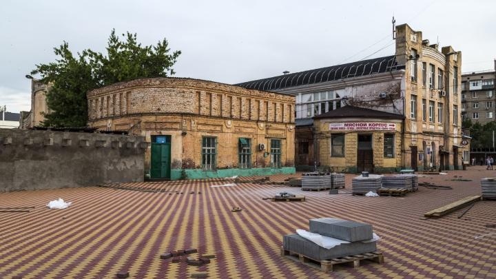 «Откроем трехэтажную пристройку»: Центральный рынок Волгограда расширят и отремонтируют