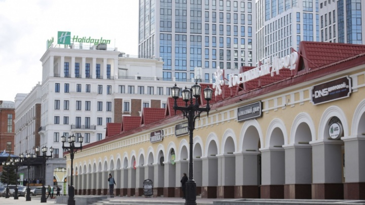 Уфимский «Гостиный двор» требует с авиакомпании «Вим-Авиа» около 800 тысяч рублей