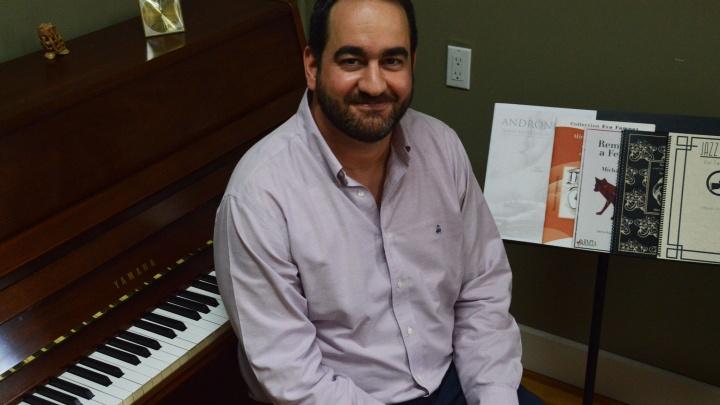 Кипрский музыкант посвятил музыкальную композицию Дмитрию Хворостовскому