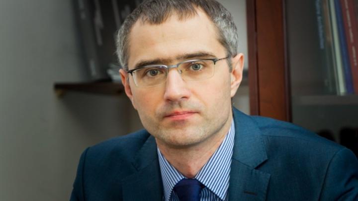 Начальником Главархитектуры Екатеринбурга стал менеджер из «Синары»