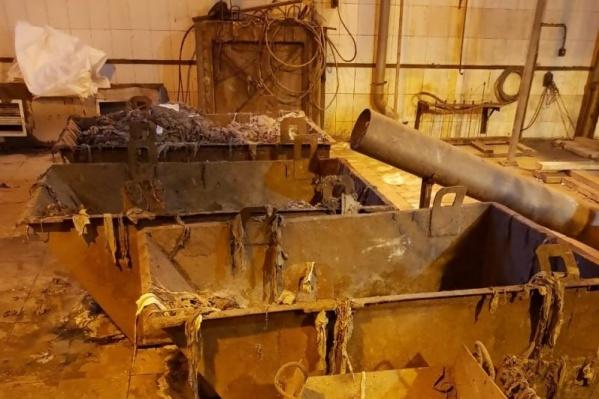 Последствия засорения насосной станции отходами промышленного производства