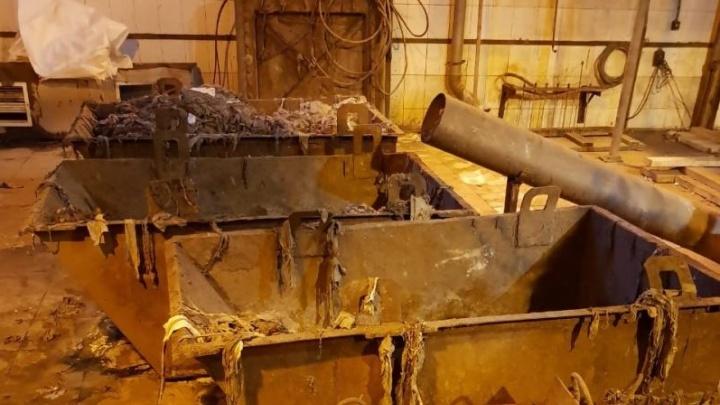 «РВК-центр» продолжает ремонтировать центральную насосную станцию Архангельска