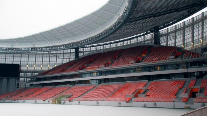 Уложились в срок: строители объявили о завершении реконструкции Центрального стадиона
