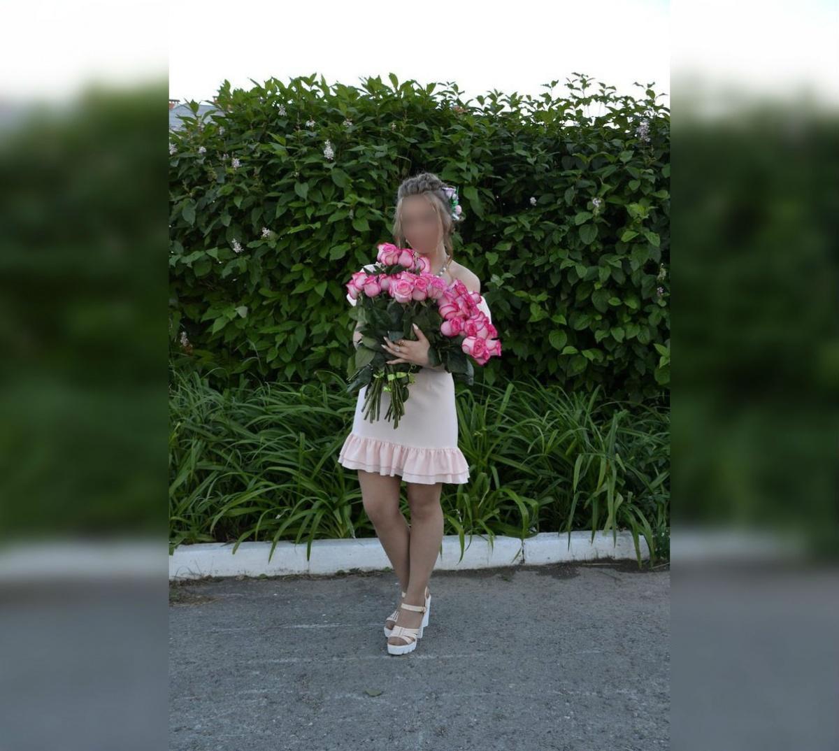 Ксению доставили в Екатеринбург