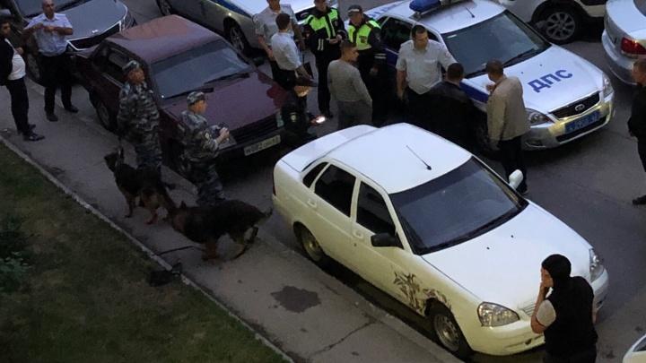 Как в лихие 90-е: в Тольятти во дворе жилого дома застрелили мужчину