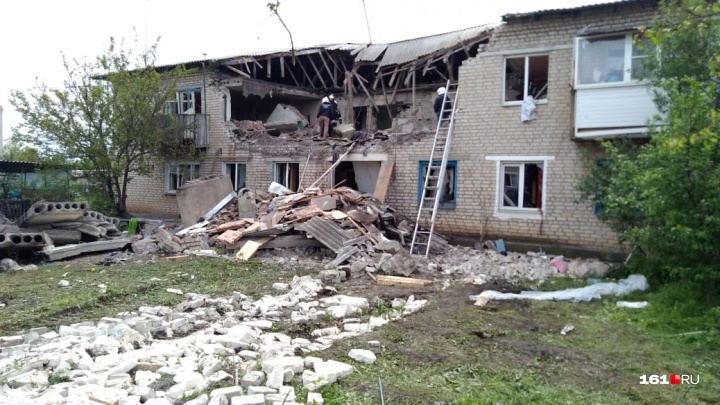 Судьба пострадавшего от взрыва дома в Ростовской области решится до 15 мая