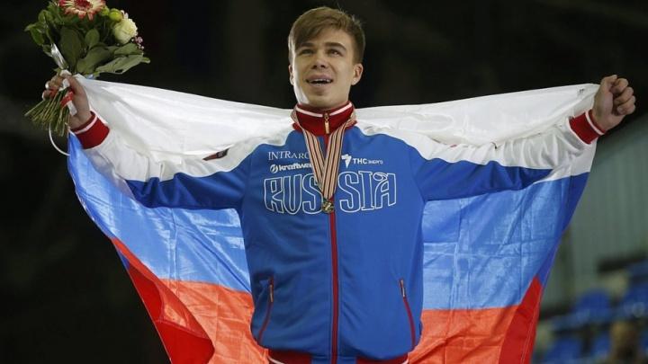 Уфимец Семен Елистратов победил в многоборье Кубка конькобежцев России