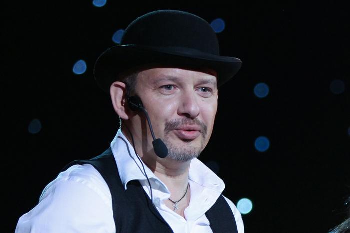 Дмитрий Марьянов исполнял одну из главных ролей в спектакле