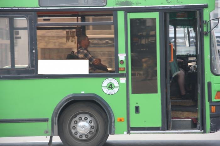 Теперь конечная остановка автобуса  № 44  будет на Затулинке, а не в «Матрёшкином дворе»