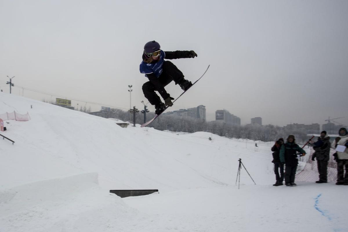 Городской сноуборд-парк оказался в числе лучших в России