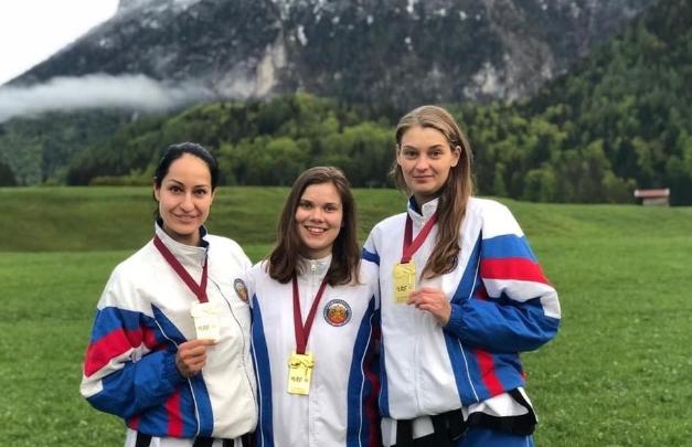Сибирячка завоевала золотую медаль на чемпионате мира потхэквондов Германии
