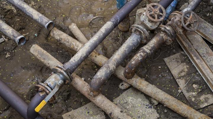 Советский и Кировский районы Волгограда в выходные оставят без воды