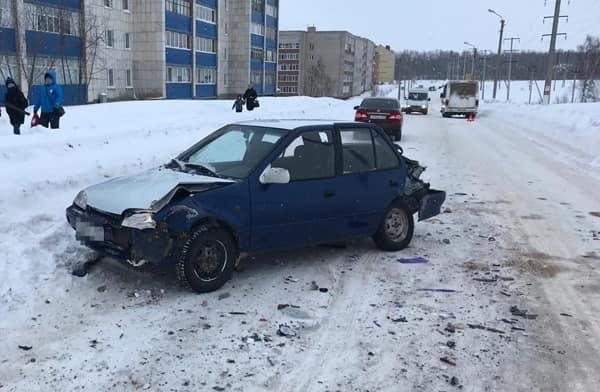 ПАЗ задел Suzuki: 8-летняя девочка пострадала в аварии на дороге в Башкирии
