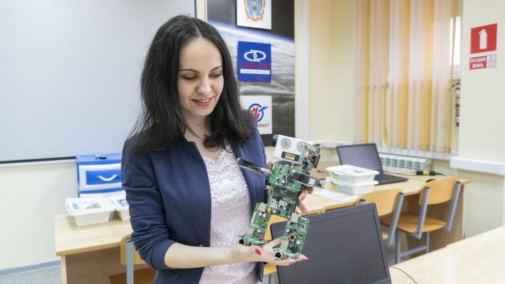 «Не женское дело»: владелица ростовского центра робототехники — о детях и бизнесе