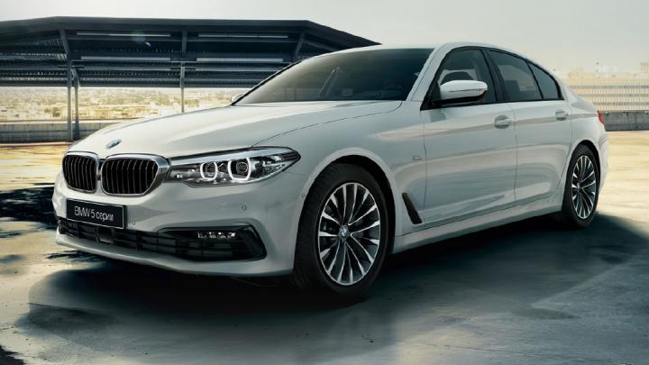 «Только пять»: на BMW 5-й серии в «ЭлитАвто» действуют финальные ставки