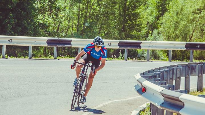 Первую волгоградскую шоссейную велогонку на Нулевой Продольной перенесли с 31 августа на 1 сентября