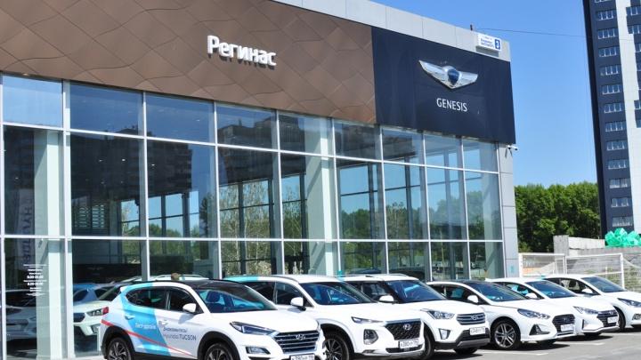 Надо брать: в Екатеринбурге распродадут Hyundai Solaris от 562 000 рублей и Creta от 730 000 рублей