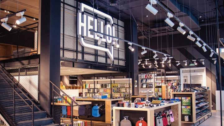 Популярная сеть открыла новый магазин в стиле лофт в центре Новосибирска