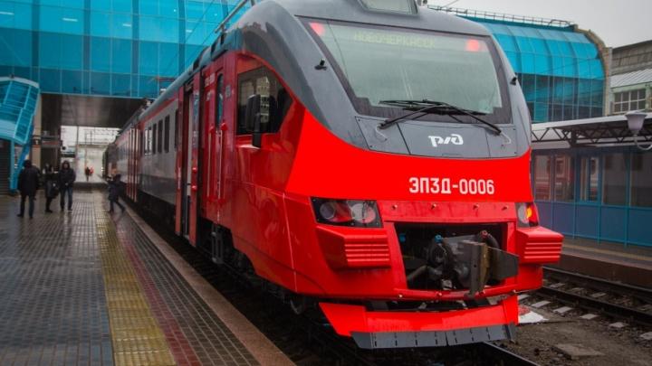 Изменилось время отправления и прибытия пригородных поездов в Ростове