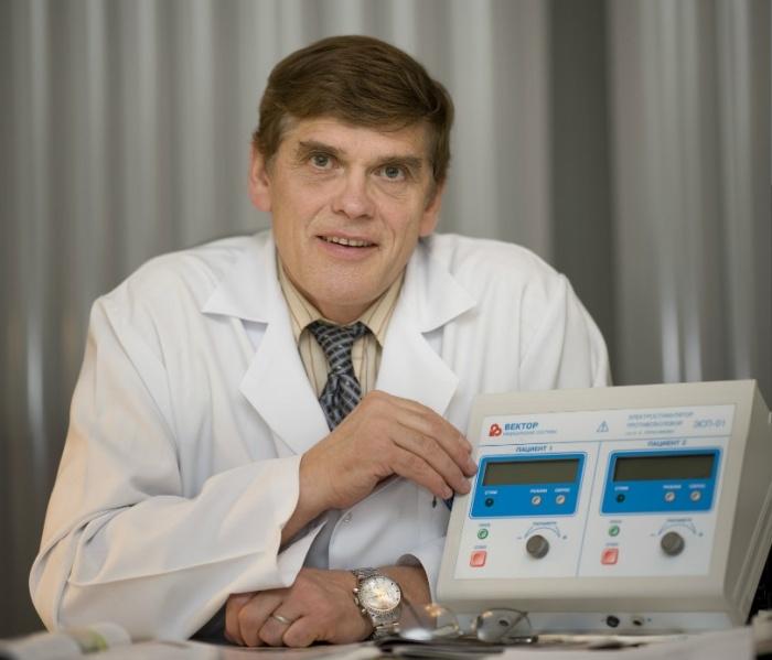 Внутритканевая электростимуляция (ВТЭС) — авторская разработка профессора А. А. Герасимова