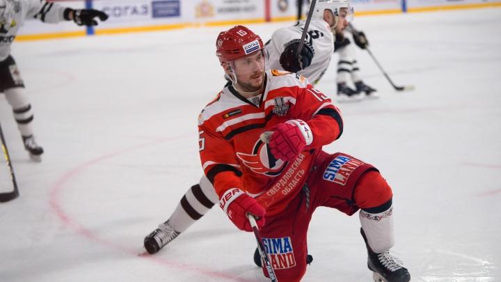 Его уже ждут в НХЛ: Анатолий Голышев может уйти из «Автомобилиста» до истечения контракта