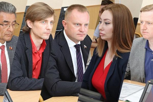 Больше всех денег у кандидата от «Единой России», меньше всех у кандидата от КПРФ
