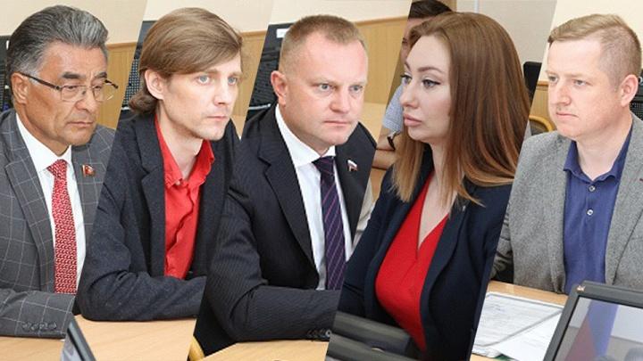 Кому сколько: на избирательные счета кандидатов на пост главы Башкирии поступили деньги