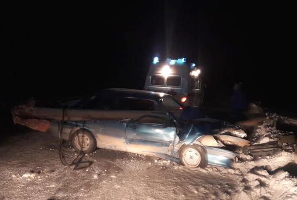 Обмыл машину: на трассе в Башкирии пьяный водитель погубил пассажирку, влетев в отбойник