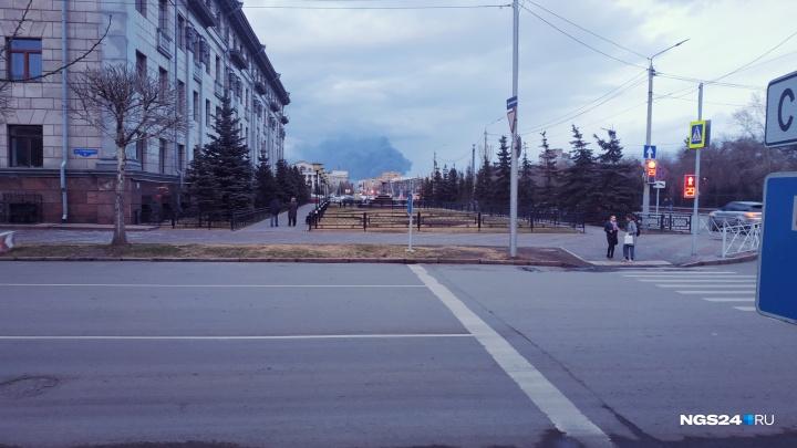 Пекло уходит: пасмурная и дождливая погода идет в Красноярск
