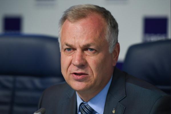 Министр культуры Игорь Решетников работал в должности больше 3 лет