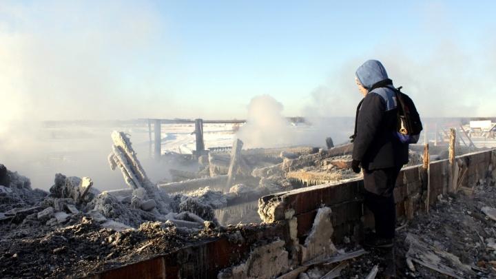 В Омской области огласили приговор виновным в гибели пяти детей после взрыва газового баллона