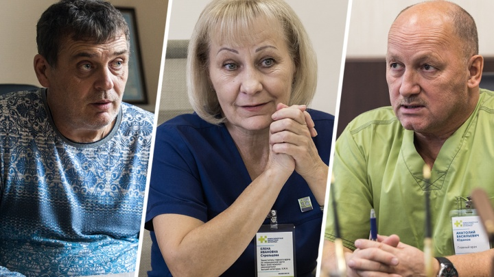 «Мы все смертны, понимаете?!» Правила жизни сибирских врачей, которых наградил Путин