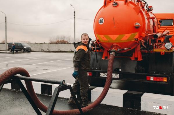 Новый объект построили на улице Раневской по соседству с городскими очистными сооружениями канализации