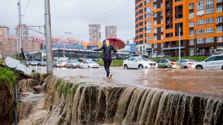 «Не взлетим, так поплаваем»: потоп в объективе уфимского фотографа