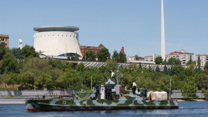 В Волгоград прибудет из Керчи уникальный бронекатер-музей БК-73
